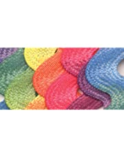 Wrights 117-404-001 Polyester Printed Rick Rack Trim, Rainbow, Jumbo, 2.5-Yard