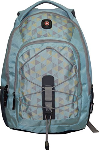 Wenger SwissGear Pattern Laptop Backpack
