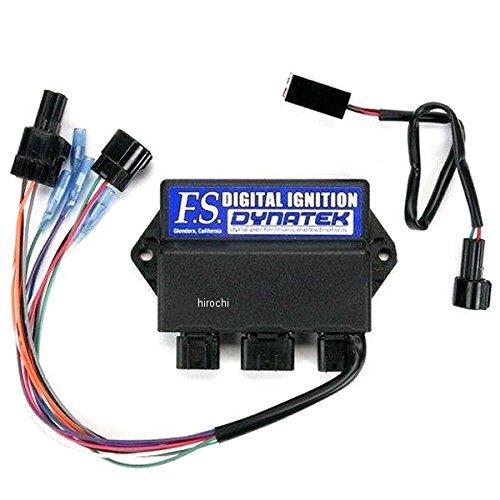 ダイナテック DYNATEK イグニッション FS システム 4プログラマブルタイミング 04年-07年 ヤマハ YXR660F Rhino 4x4 DFS7-13P 493815 B01MQKDZPV
