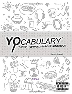 Amazon com: YOcabulary: The Hip Hop Crossword Puzzle Book