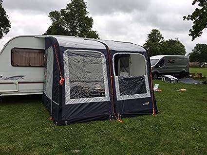 Starline 2019 Camptech Blue Air Aufblasbare Wohnwagen Vorzelt 390 Cm Breite Sport Freizeit