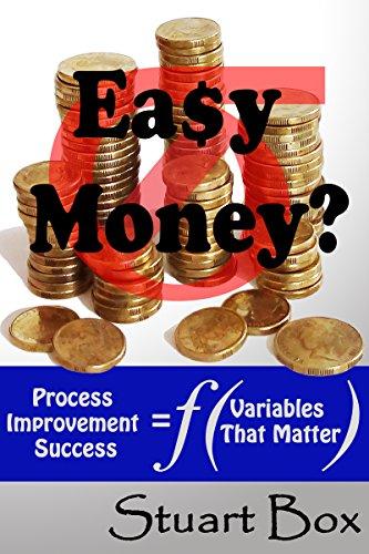 Ea$y Money: Process Improvement Success = f(Variables That Matter)