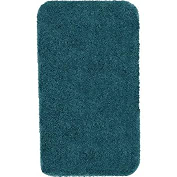 Beau Better Homes And Gardens Extra Soft Bath Rug Collection, Teal Quartz, 17x24