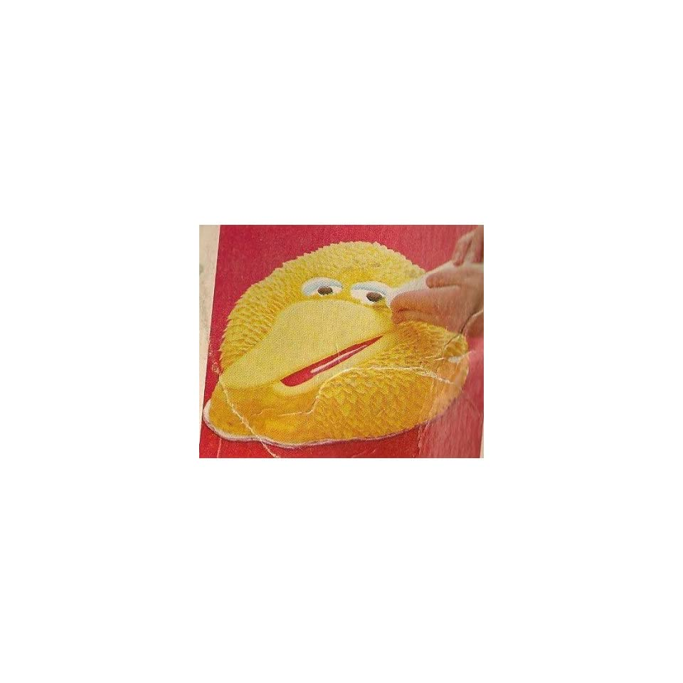 Wilton Cake Pan Big Bird   Small (3005 602, 1977)