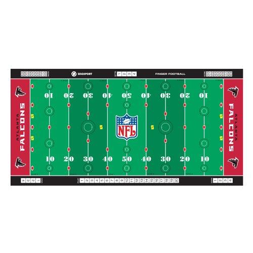 - NFL Atlanta Falcons Finger Football Game Mat