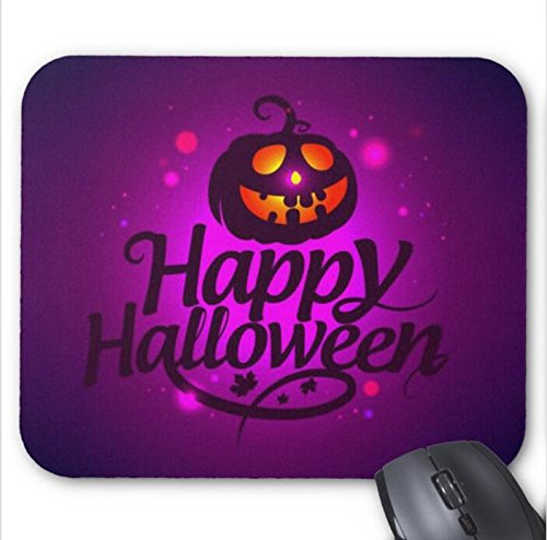 Happy Halloween Pumpki Mouse Pad