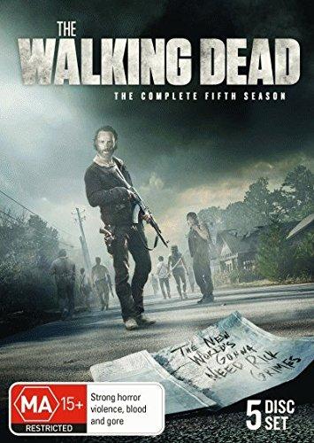 The Walking Dead - Season 5 [NON-USA Format / PAL / Region 4 Import - Australia]
