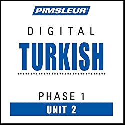 Turkish Phase 1, Unit 02