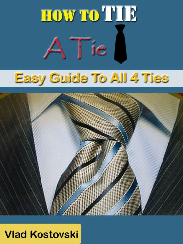 Instructions On How To Tie A Tie: 4 Knots Every Man Should Know