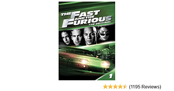 Amazon.com: The Fast and the Furious: Vin Diesel, Paul Walker, Michelle Rodriguez, Jordana Brewster, Rick Yune, Ja Rule, Chad Lindberg, Johnny Strong, ...
