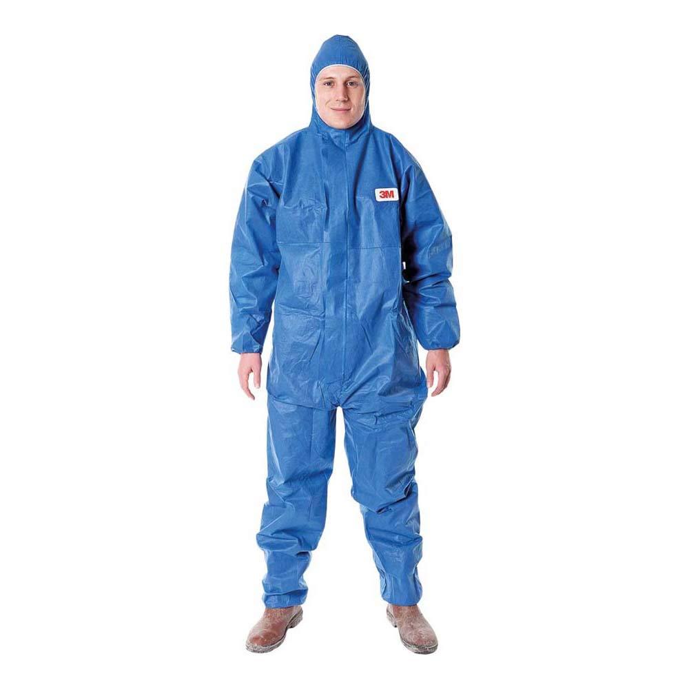3M P4515AL - 4515 Prenda protección, azul, tipo 5/6, talla L