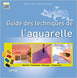 Amazon Fr Guide Des Techniques De L Aquarelle Materiel