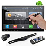 Android Stereo Receiver Double Din - DVR Car Dash Cam System Backup Camera