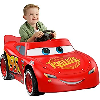 Power Wheels Disney Pixar Cars 3 Lightning McQueen  sc 1 st  Amazon.com & Amazon.com: Power Wheels Disney Pixar Cars 3 Lightning McQueen: Toys ...