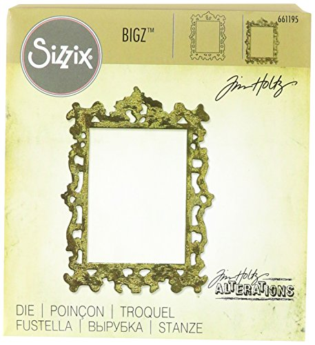 Sizzix 661195 Ornate Frame #2 Bigz Die by Tim - Design Frame Tim