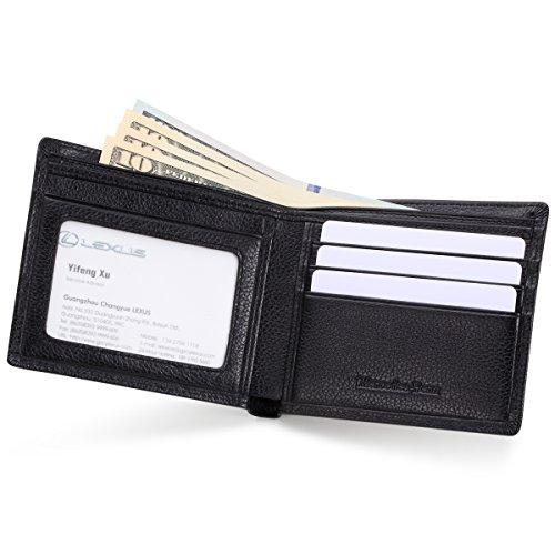 Mercedes Benz Bifold Wallet with...