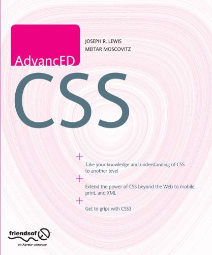 AdvancED CSS by Brand: friendsofED