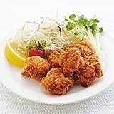 [お店のための] お弁当やおつまみに! 鶏もも唐揚げ 1kg(約33個入)【冷凍】