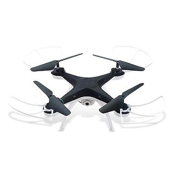 LOVEWO Anti-Shake Remoto Drone, con 480p HD cámara UFO Modo sin ...