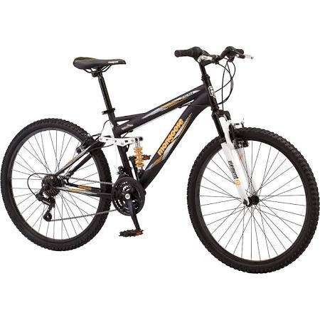 26 inch Mongoose Ravage Bike - Black