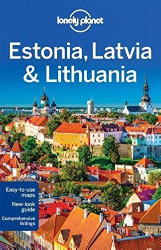 Lonely Planet Estonia, Latvia & Lithuania (Travel Guide)