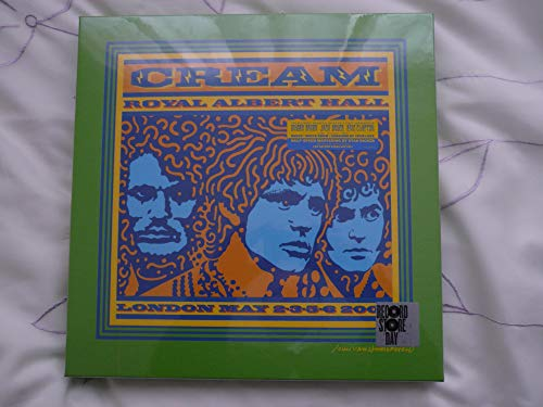 Cream - Royal Albert Hall - London - May 2-3-5-6 05 - Reprise Records - 49416-1