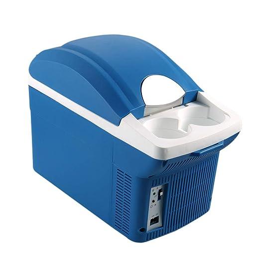 Tellgoy Mini Nevera 8L de Alta Capacidad, Caja de enfriamiento ...
