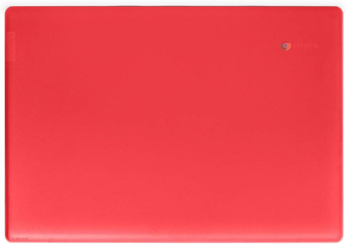 """mCover Hard Shell Case for Late-2018 14"""" Lenovo S330 Series Chromebook Laptop (NOT Fitting Older 14"""" Lenovo N42 and 11.6"""" N22 / N23, etc Chromebook) (LEN-S330-14 RED)"""