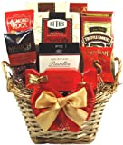 "Delight Expressions™ ""Say It with Chocolates"" Gourmet Food Gift Basket - A Great Gift Idea!"