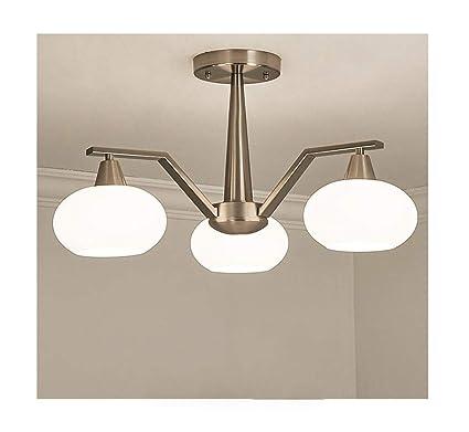 ZHP & lamparas Lámpara Moderna del Techo de la Sala de Estar ...