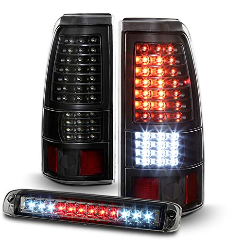 Digital Led Tail Lights