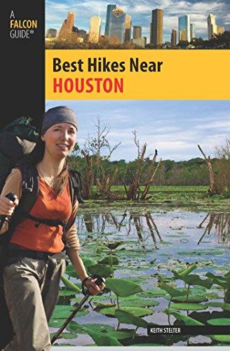 Best Hikes Near Houston (Best Hikes Near Series)