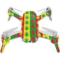 Skin For Yuneec Breeze 4K Drone – Mary Jane | MightySkins Protective, Durable, and Unique Vinyl Decal wrap cover | Easy To Apply, Remove, and Change Styles | Made in the USA