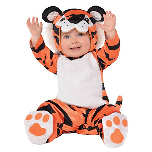 Tiny Tiger Costume - Newborn - Trick Or Treat Costumes For Infants