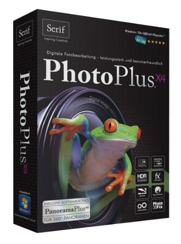 PhotoPlus X4