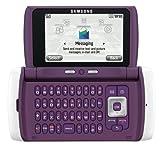 Samsung Comeback t559, Pearl White/Plum (T-Mobile)
