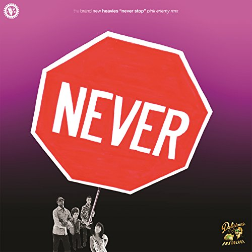 Never Stop (Pink Enemy Remixes)