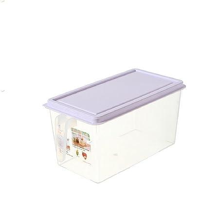 daynecety grande cocina nevera caja de almacenamiento contenedor ...