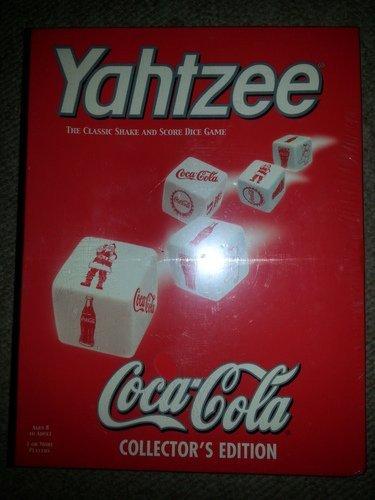Yahtzee Coca-cola Collector's Edition - Coca Cola Collectors