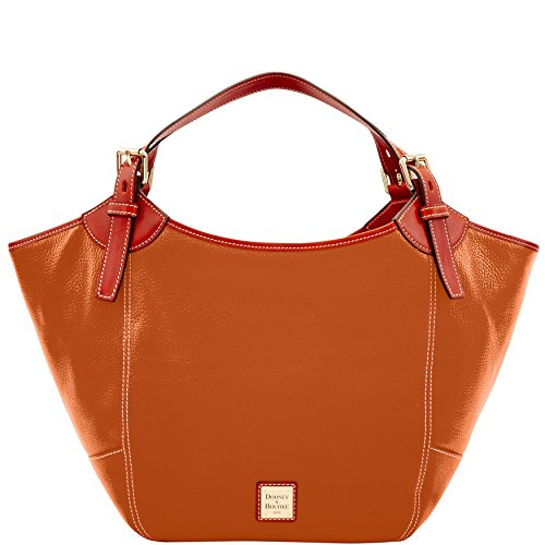 Medium Valerie Caramel Pebble Dooney amp; Bourke nwvttC