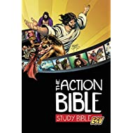 The Action Bible Study Bible ESV (Hardcover)