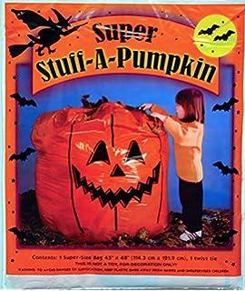 Amazon.com: Fun World – Puf gigante Halloween Spider Leaf ...
