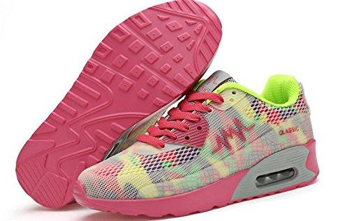 Womens Black Sneaker Running Cushion J Elais Shoes Air Shoes qX8xxw4A
