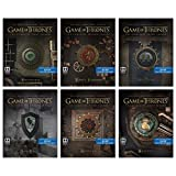 Game of Thrones The Complete Seasons 1 - 6 Limited Edition Steelbooks with Collectible Sigil Magnet