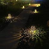 Solar Lights Outdoor Hanging Solar Lanterns