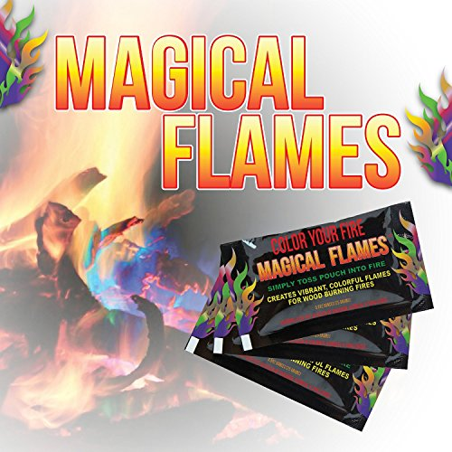 Magical Flames MF025 Evergreen Research & Marketing