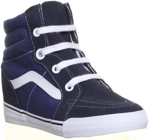 scarpe vans donna alte con zeppa