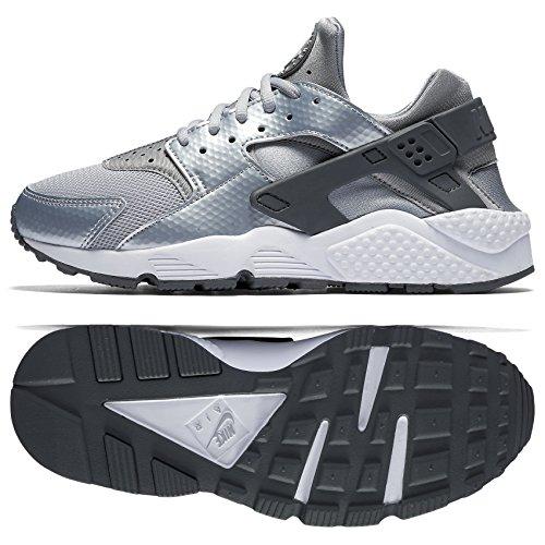 c5f6a2a61b0d Galleon - Nike WMNS Air Huarache 634835-014 Wolf Grey Dark GreyWhite  Women s Shoes (size 6)