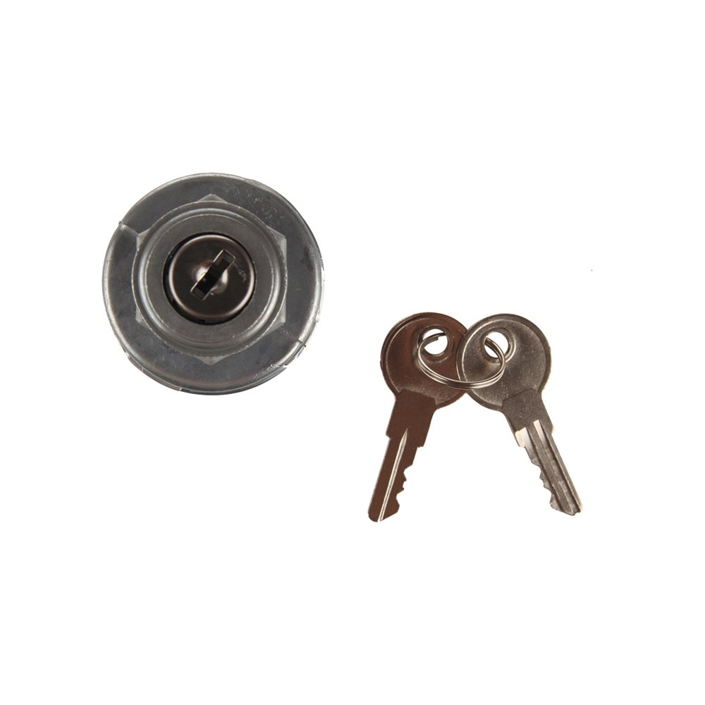 MIDIYA Universall Ignition Switch with 2 Keys for Car Tractor,Trailer,Caterpillar,Agricultura Plant Applications 80153 85936 G.1214 V.F.LS-15 D250E D300E D350E