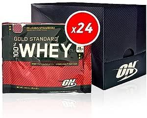 Optimum Nutrition Gold Standard 100% Whey Proteína en ...